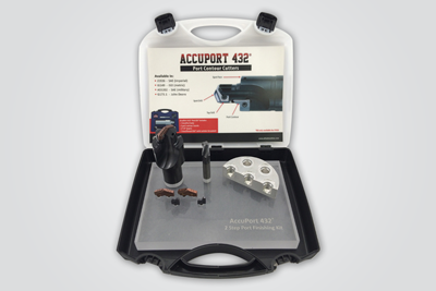 Allied Machine AccuPort 432/AccuThread 856 Kits