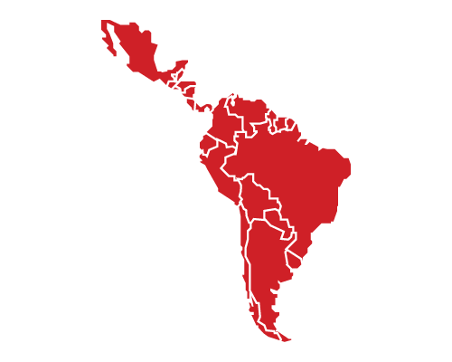 Central South America