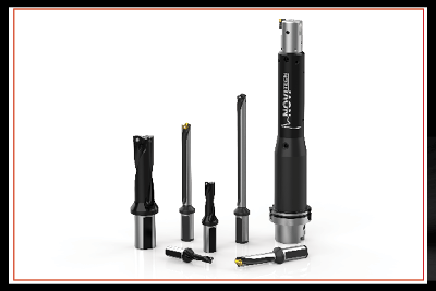 NorthWest Tool Expo - Allied Features Indexable Drills and NOVITECH Vibration Damper